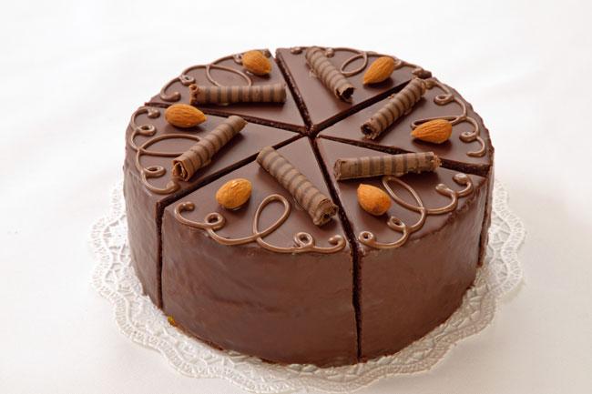 Венского торта захер