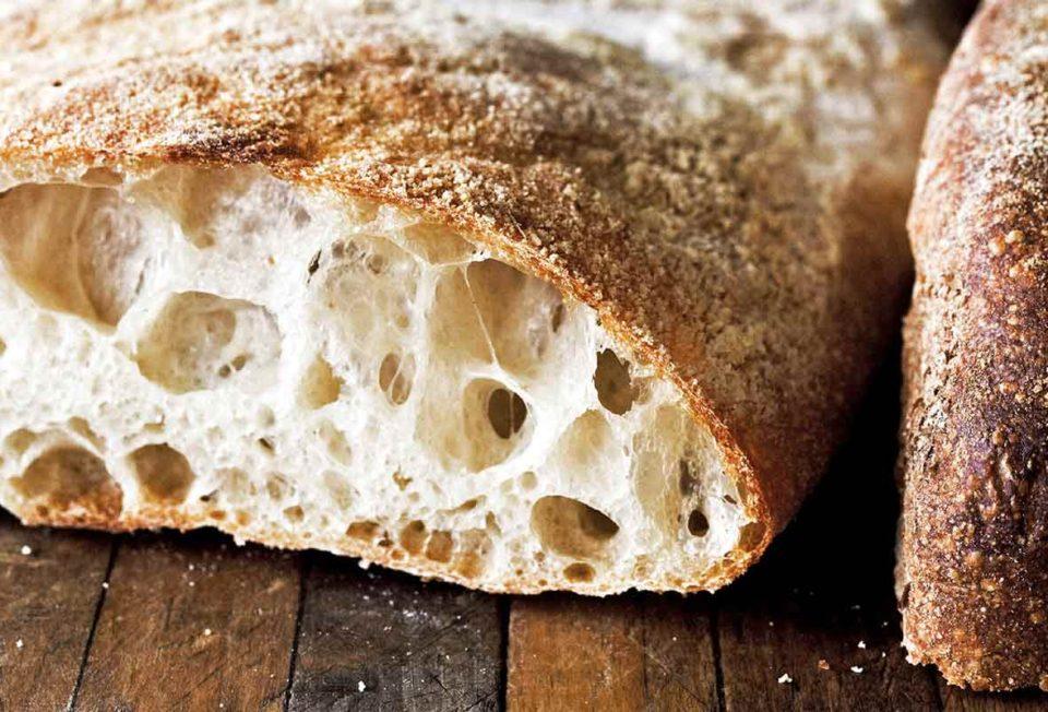 """Итальянский хлеб """" Усольская Городская Газета"""