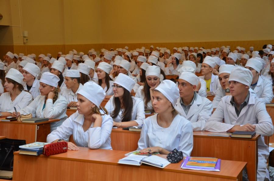 фото медики студенты
